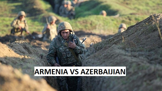 Eropa Berguncang, Perang Armenia VS Azerbaijan Pecah