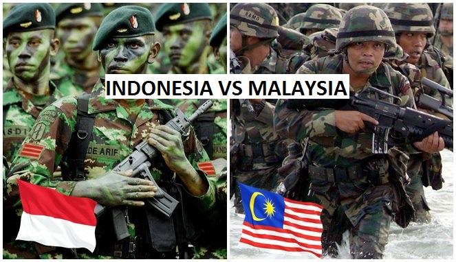 Indonesia VS Malaysia dalam Segi Militer