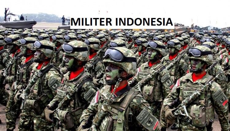 Kerap di Gaungkan Layaknya Macan Asia, Seberapa Kekuatan Militer Indonesia ? Simak Ulasannya
