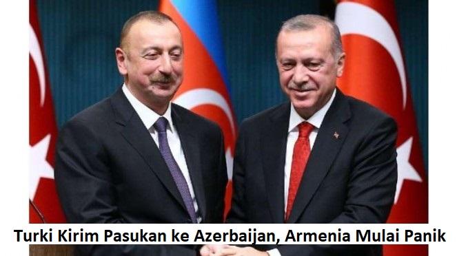 Turki Kirim Pasukan ke Azerbaijan, Armenia Mulai Panik